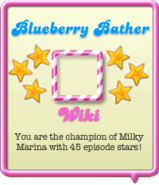 Blueberry Bather