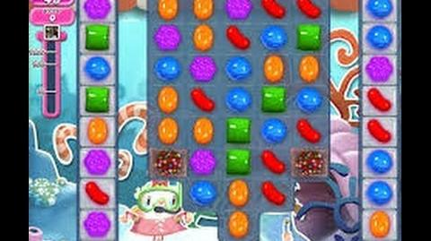 Candy Crush Level 308 (Dreamworld) Odus