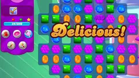 Candy Crush Saga...level 18