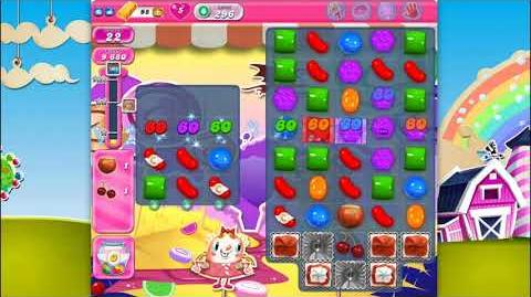 Candy Crush Saga - Level 296 - No boosters