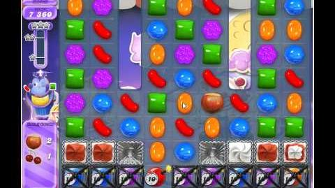Candy Crush Saga Dreamworld Level 180