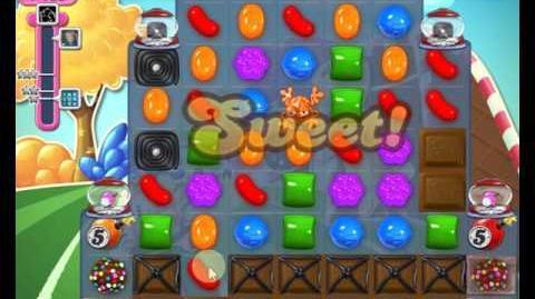 Candy Crush Saga LEVEL 1433 new version (12 moves)