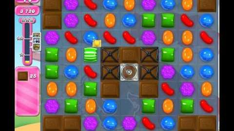 Candy Crush Saga Level 1655 ( New with 5 Candy Colours ) No Boosters 3 Stars