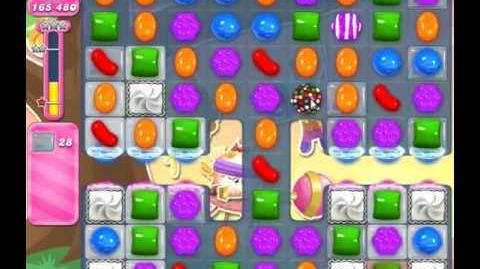 Candy Crush Saga Level 1722 - NO BOOSTERS