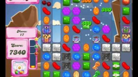 Candy Crush Saga Level 2157 Hard Level NO BOOSTER (3rd Version)