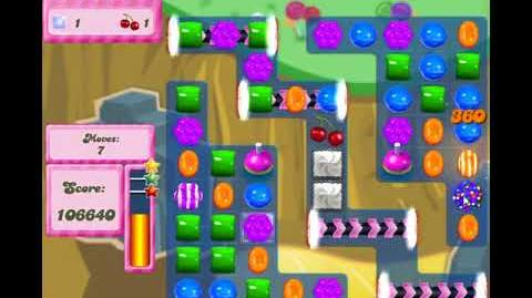 Candy Crush Saga Level 2843 One Free Switch 1Star 2700plus Group