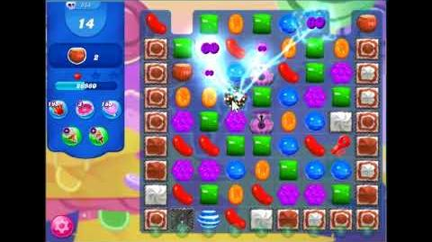 Candy crush saga level 964 No booster, 3 stars J