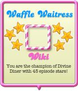 Waffle Waitress