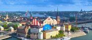 Background stockholm