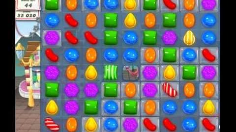 Candy Crush 10 (Past Version by Meudi's cute games)