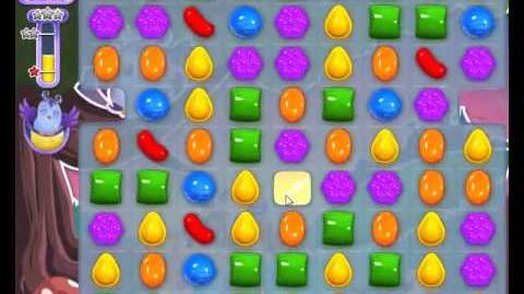 Candy Crush Saga Dreamworld Level 10 (Traumland)