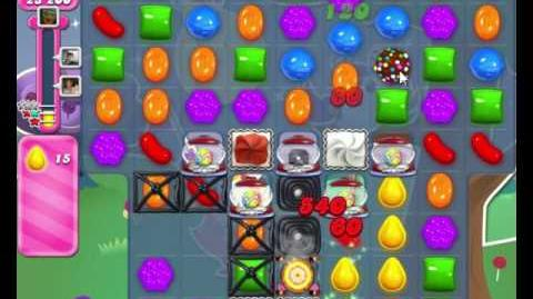 Candy Crush Saga LEVEL 2349 NO BOOSTERS (22 moves)
