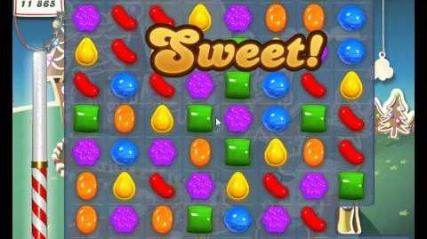 Candy Crush Saga Level 145