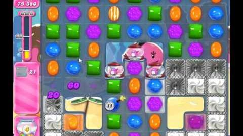 Candy Crush Saga Level 1743 - NO BOOSTERS