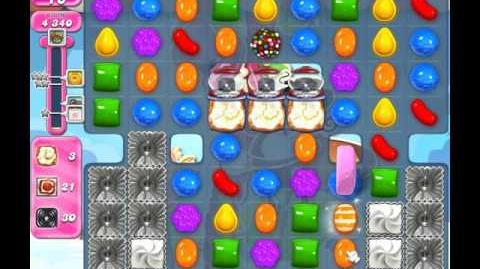 Candy Crush Saga Level 1807 ( New Version ) No Boosters 3 Stars
