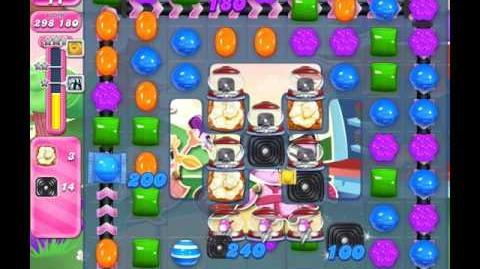 Candy Crush Saga Level 1949 ( New with 35 Moves ) No Boosters 1 Star