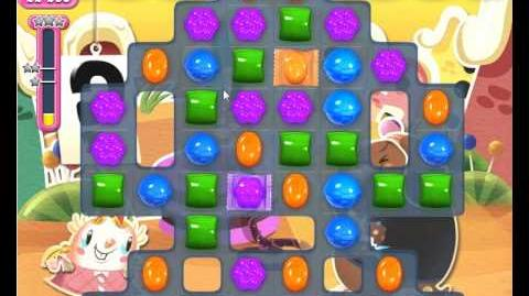 Candy crush saga - level 688 - 2 stars no booster used