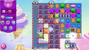 Candy Crush Saga - Level 4593 - No boosters ☆☆☆ HARD