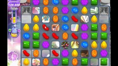 Candy Crush Saga Dreamworld Level 198 (3 star, No boosters)