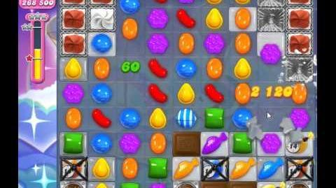 Candy Crush Saga Dreamworld Level 440 (Traumwelt)