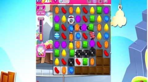 Candy Crush Saga Level 1158 No Boosters
