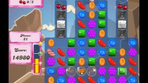 Candy Crush Saga Level 2617 - NO BOOSTERS
