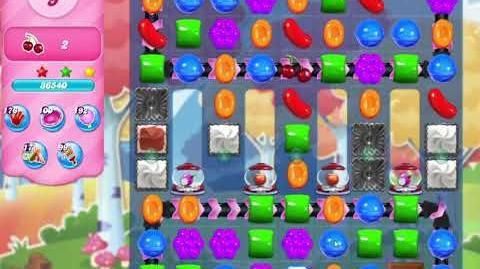 Candy Crush Saga Level 3172 NO BOOSTERS (18 moves)