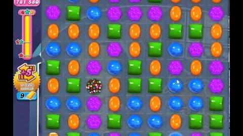Candy Crush Saga Level 845