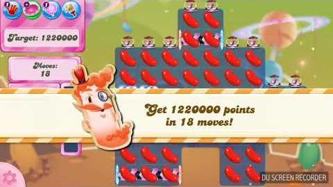 Candy crush saga level 2640 - NO BOOSTER