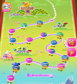 Fruity Farmland HTML5 Map