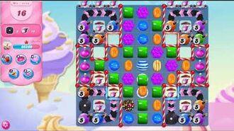 Candy Crush Saga - Level 4142 - No boosters ☆☆☆