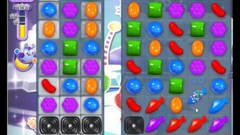 Candy Crush Saga Dreamworld Level 250 (Traumwelt)
