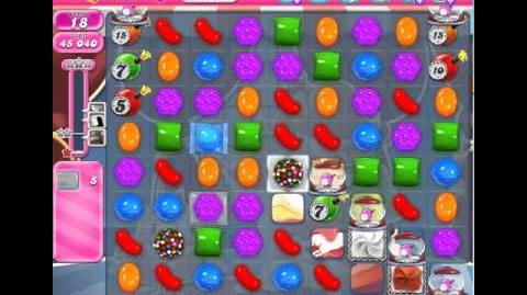 Candy Crush Saga Level 1101