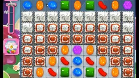 Candy Crush Saga Level 1221