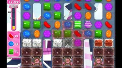 Candy Crush Saga Level 1895 - NO BOOSTERS