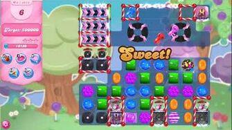 Candy Crush Saga Level 4813 NO BOOSTERS