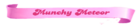Munchy-Meteor