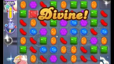 Candy Crush Saga Dreamworld Level 20 (Traumland)
