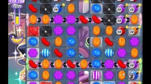 Candy Crush Saga Dreamworld Level 546 (Traumwelt)