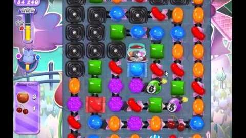 Candy Crush Saga Dreamworld Level 600 (Traumwelt)