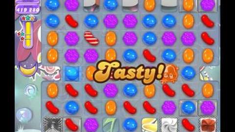 Candy Crush Saga Dreamworld Level 622 (No booster, 3 Stars)