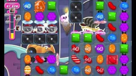 Candy Crush Saga LEVEL 2053 NO BOOSTERS (60 seconds)