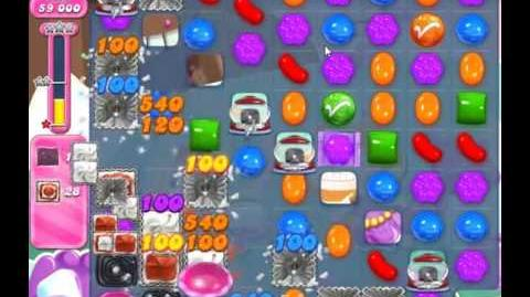Candy Crush Saga Level 2042 - NO BOOSTERS