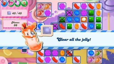 Candy Crush Saga Level 2819 NEW FORMAT no boosters