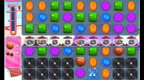 Candy Crush Saga Level 611