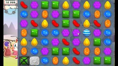 Candy Crush Saga Level 83
