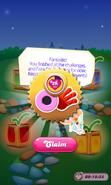 Fairy Fair Yellow Candy Reward