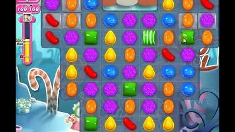 How to beat Candy Crush Saga Level 311 - 3 Stars - No Boosters - 166,960pts