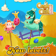 New levels released 166