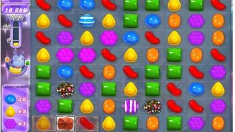 Candy Crush Dreamworld Level 321 Walkthrough Video & Cheats